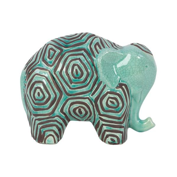 Stoneware Elephant