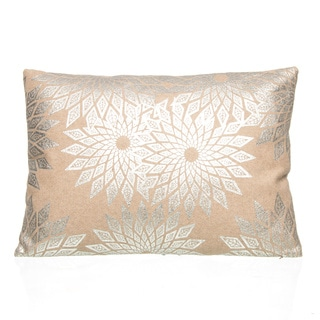 14 x 20-inch Masai Beige Decorative Pillow