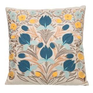 20 x 20-inch Dora Decorative Pillow
