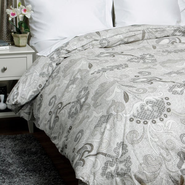 Colette Queen Duvet Cover