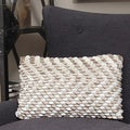 12 x 20-inch Neya Natural Decorative Pillow