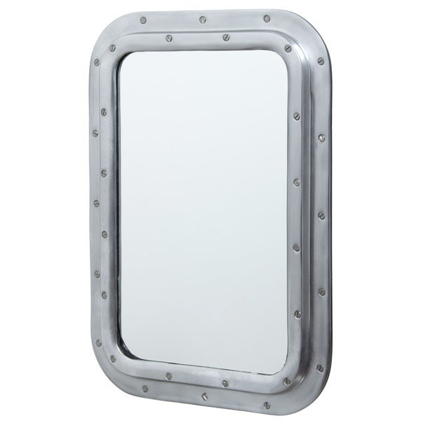 Submarine Rectangular Wall Mirror (India)