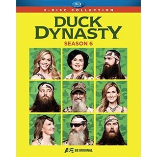 Duck Dynasty: Season 6 (Blu-ray Disc) 13402486