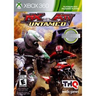 MX VS. ATV UNTAMED XB360