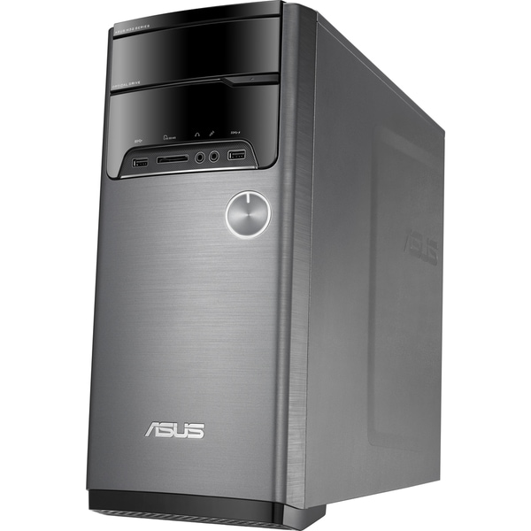 Asus M32BF-US006O Desktop Computer - AMD A-Series A10-6700 3.70 GHz -