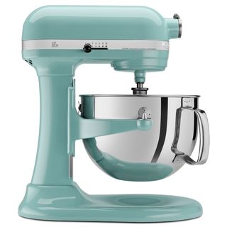 KitchenAid KP26M1XAQ Aqua Sky 6-quart Pro 600 Bowl-Lift Stand Mixer