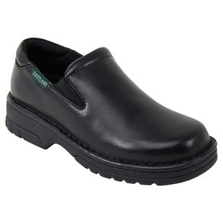 Women's Eastland Newport Black Leather