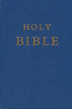 New Revised Standard Version  Holy Bible: Contain the Old and New Testaments With Theapocryphal Deuterocanonical ... (Hardcover)