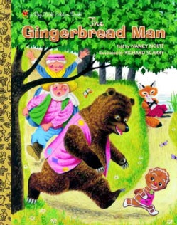 The Gingerbread Man (Hardcover)