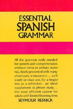 Essential Spanish Grammar (Paperback)