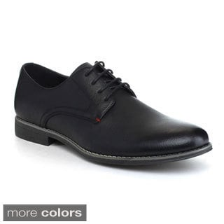 Arider Men's 'Cooper-1' Lace-up Vintage Oxford Shoes