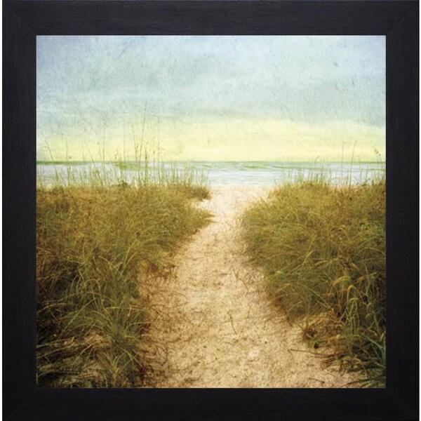 Steven Mitchell 'Beach Dreams' Framed Artwork