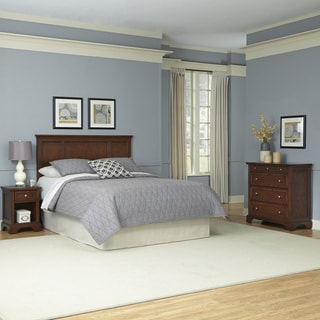 Home Styles Chesapeake Headboard, Night Stand, and Chest