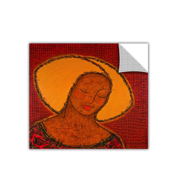 Gloria Rothrock 'The Beauty of Silence' Removable Wall Art Graphic