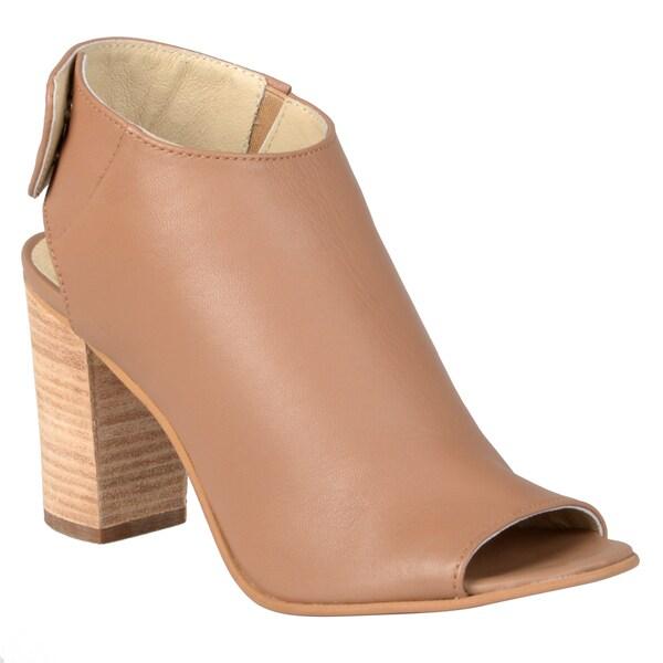 Steve Madden Women's 'Nonstp' Peep Toe High Heel Sandal