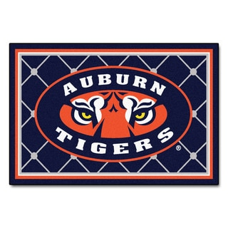 Fanmats NCAA Auburn University Area Rug (5' x 8')