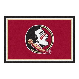 Fanmats NCAA Florida State University Area Rug (5' x 8')