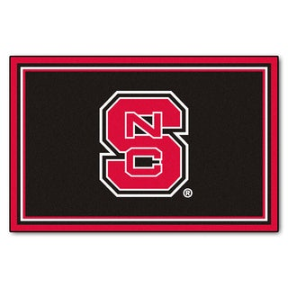 Fanmats NCAA North Carolina State Area Rug (5' x 8')