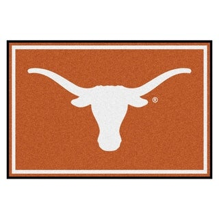 Fanmats NCAA University of Texas Area Rug (5' x 8')