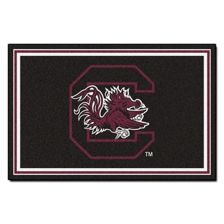 Fanmats NCAA University of South Carolina Area Rug (5' x 8')
