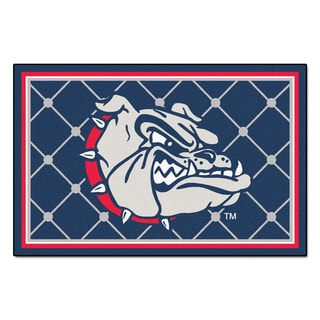 Fanmats NCAA Gonzaga University Area Rug (5' x 8')