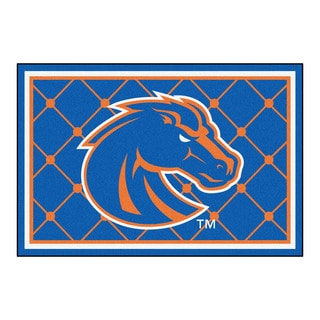 Fanmats NCAA Boise State University Area Rug (5' x 8')