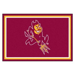 Fanmats Arizona State University Area Rug (5 x 8)