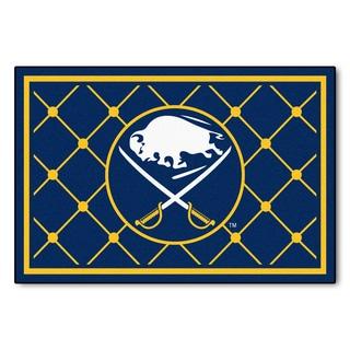 Fanmats NHL Buffalo Sabres Area Rug (5' x 8')