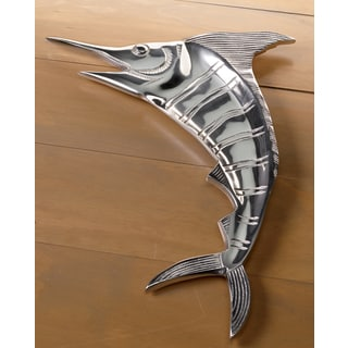 Large Casted Aluminum Marlin 20-inch Platter