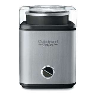 Cuisinart CIM-60PCFR Pure Indulgence 2-Quart Frozen Yogurt, Sorbet & Ice Cream Maker (Refurbished)