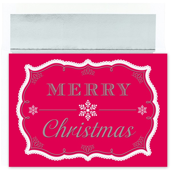 Christmas Boxed Holiday Cards