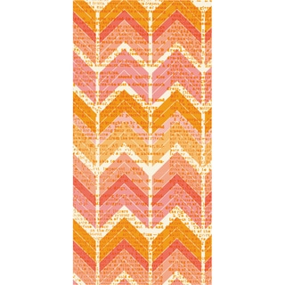 Wrap It Up Paper Roll-Crazy For Chevy Corals 18inX144in