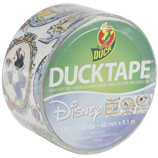 Licensed Duck Tape 1.88inX10yd-Disney Princess