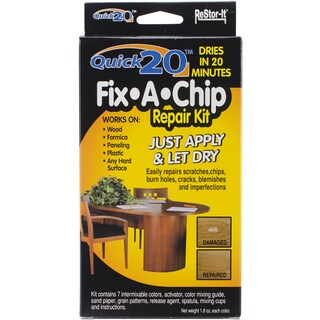 Quick 20 Fix-A-Chip Repair Kit