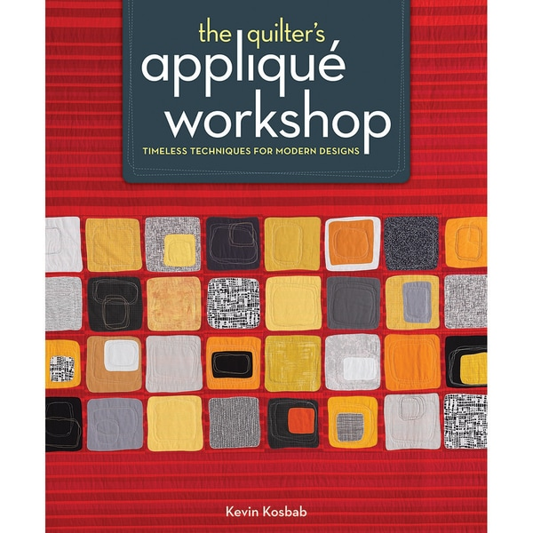 Interweave Press-The Quilter's Applique Workshop