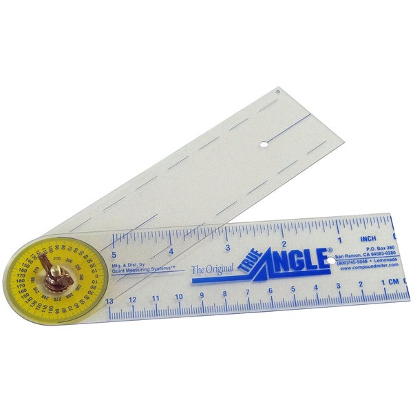 The Original True Angle Precision Tool-6in