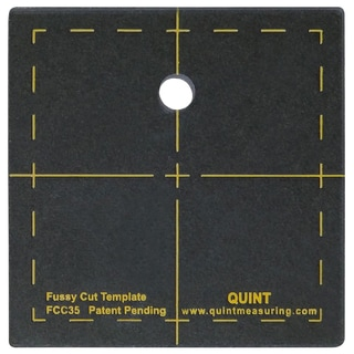 Fussy Cut Series Cutting Squares-3.5inX3.5in