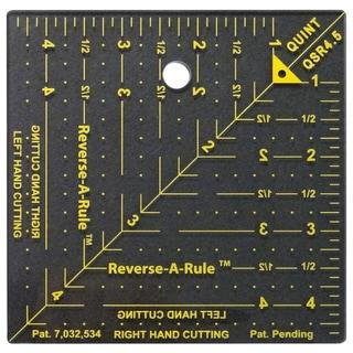 Reverse-A-Rule Designer Series-4.5inX4.5in