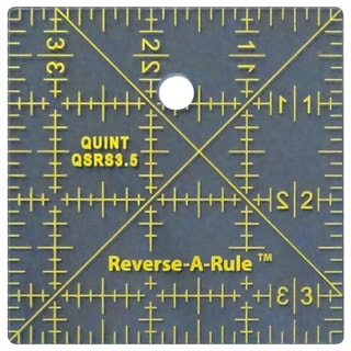 Reverse-A-Rule Standard Series-3.5inX3.5in