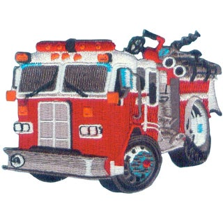 C&D Visionary Patches-Fire Truck
