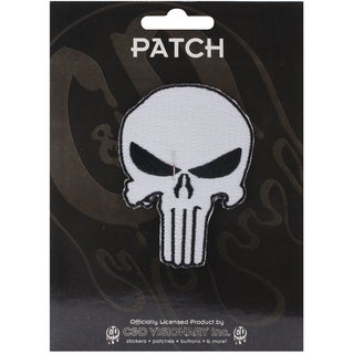 C&D Visionary Patches-Skull