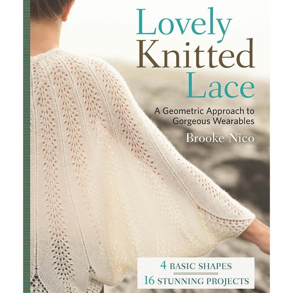 Lark Books-Lovely Knitted Lace