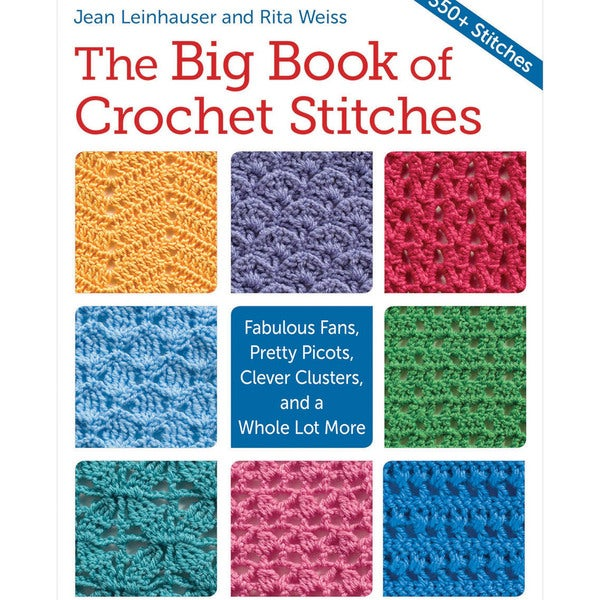 Martingale & Company-Big Book Of Crochet Stitches