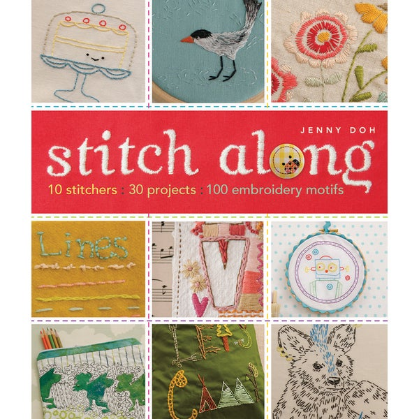 Lark Books-Stitch Along