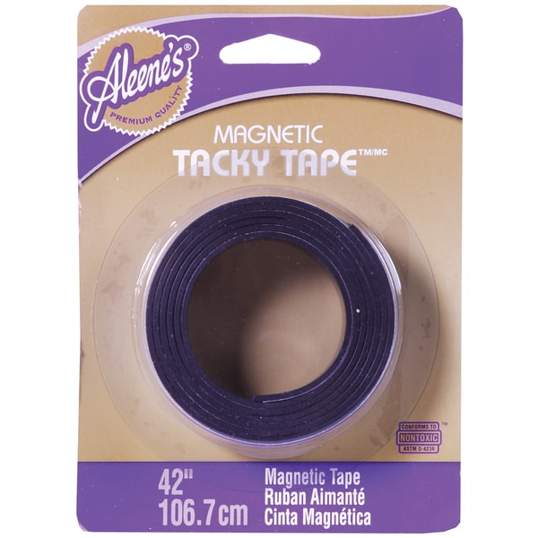 Aleene's Magnetic Tacky Tape 42in