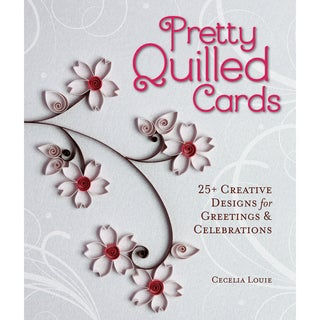 Lark Books-Pretty Quilled Cards
