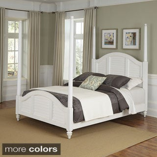 Home Styles Bermuda Queen Poster Bed