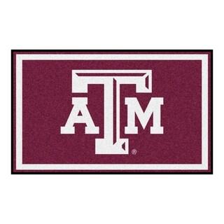 Fanmats Texas A&M University Area Rug (4 x 6)