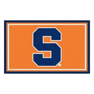 Fanmats NCAA Syracuse University Area Rug (4' x 6')