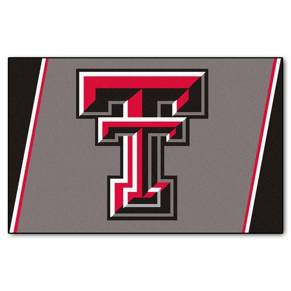 Fanmats Texas Tech University Area Rug (4 x 6) 13516771